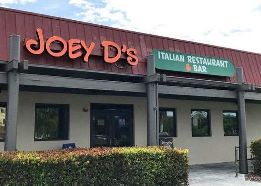 We The Italians Newest Joey D S Location Impresses With