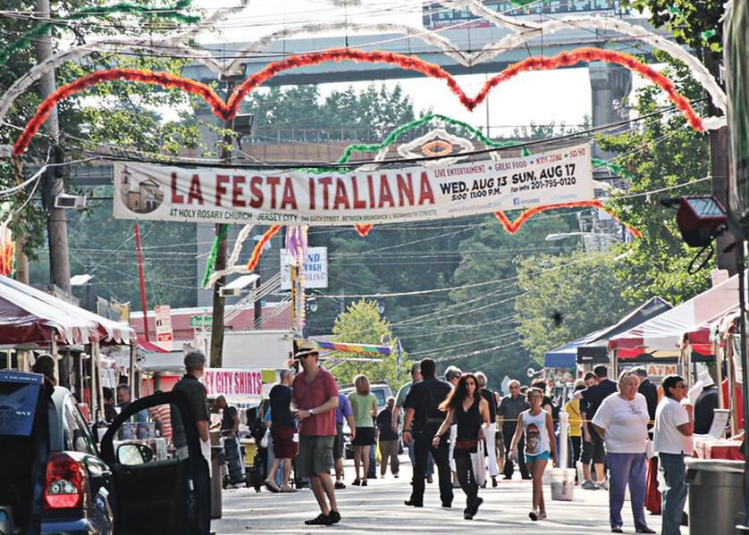We The Italians Holy Rosary Church Presents La Festa Italiana
