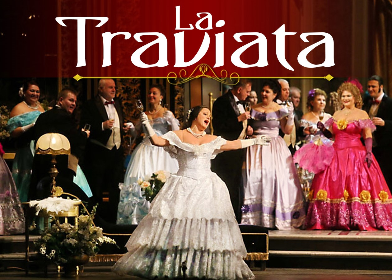 Image result for la traviata